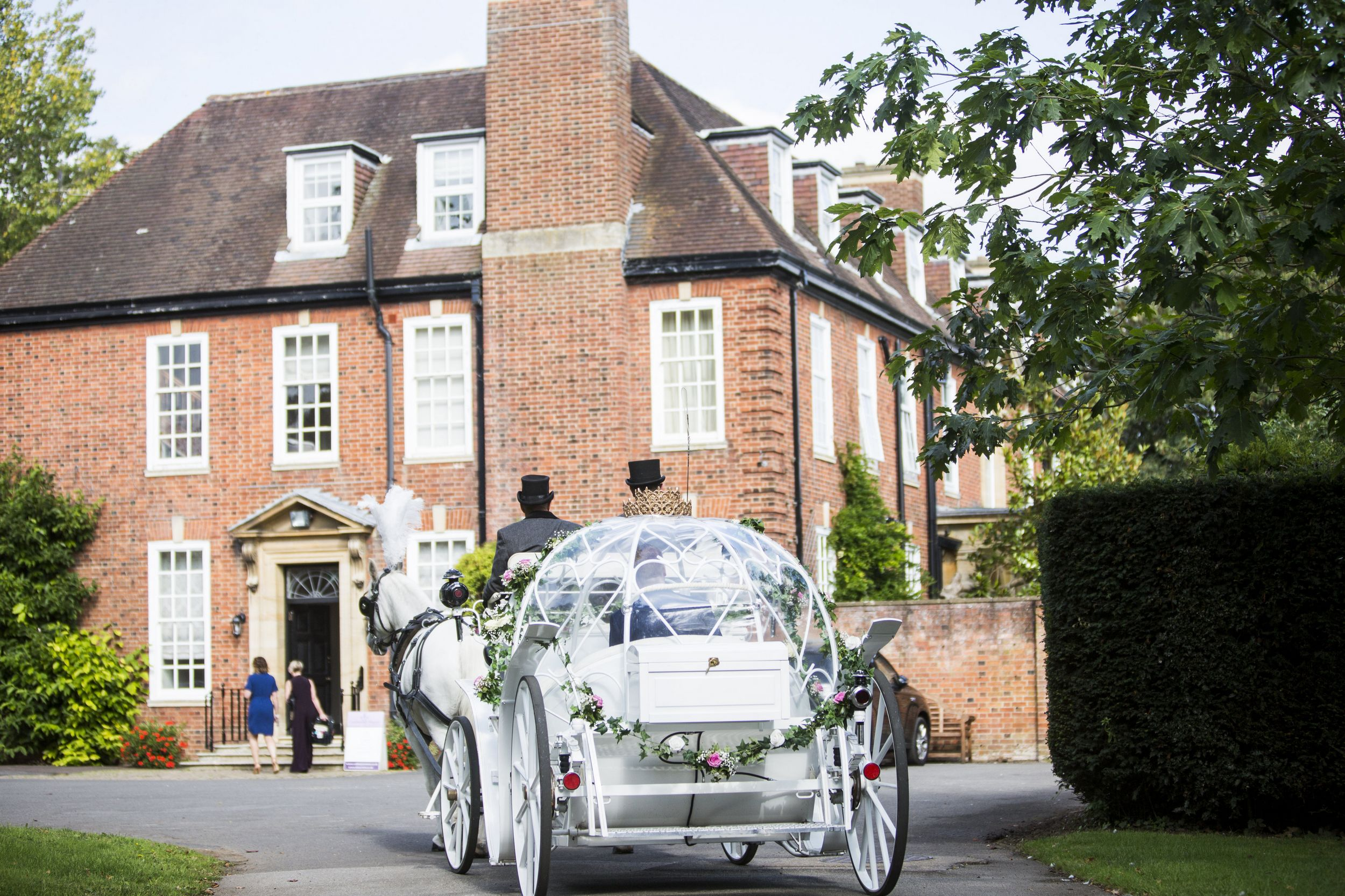 Fairy tale weddings, leicestershire