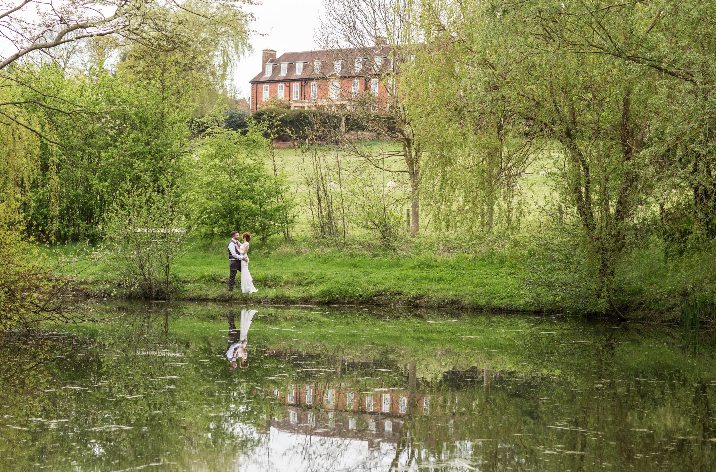 Lakeside wedding venues