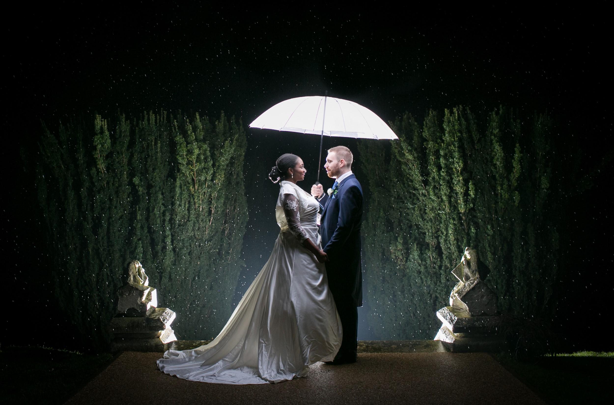Winter weddings at Catthorpe Manor