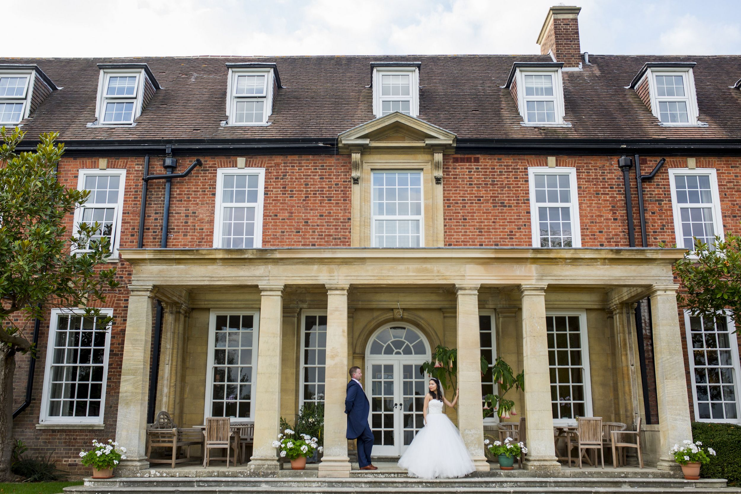 Wedding venue near Rugby