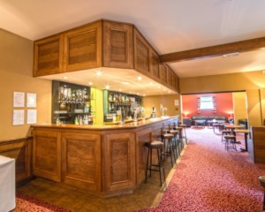 The Banqueting Suite Bar, Private Dining Rooms