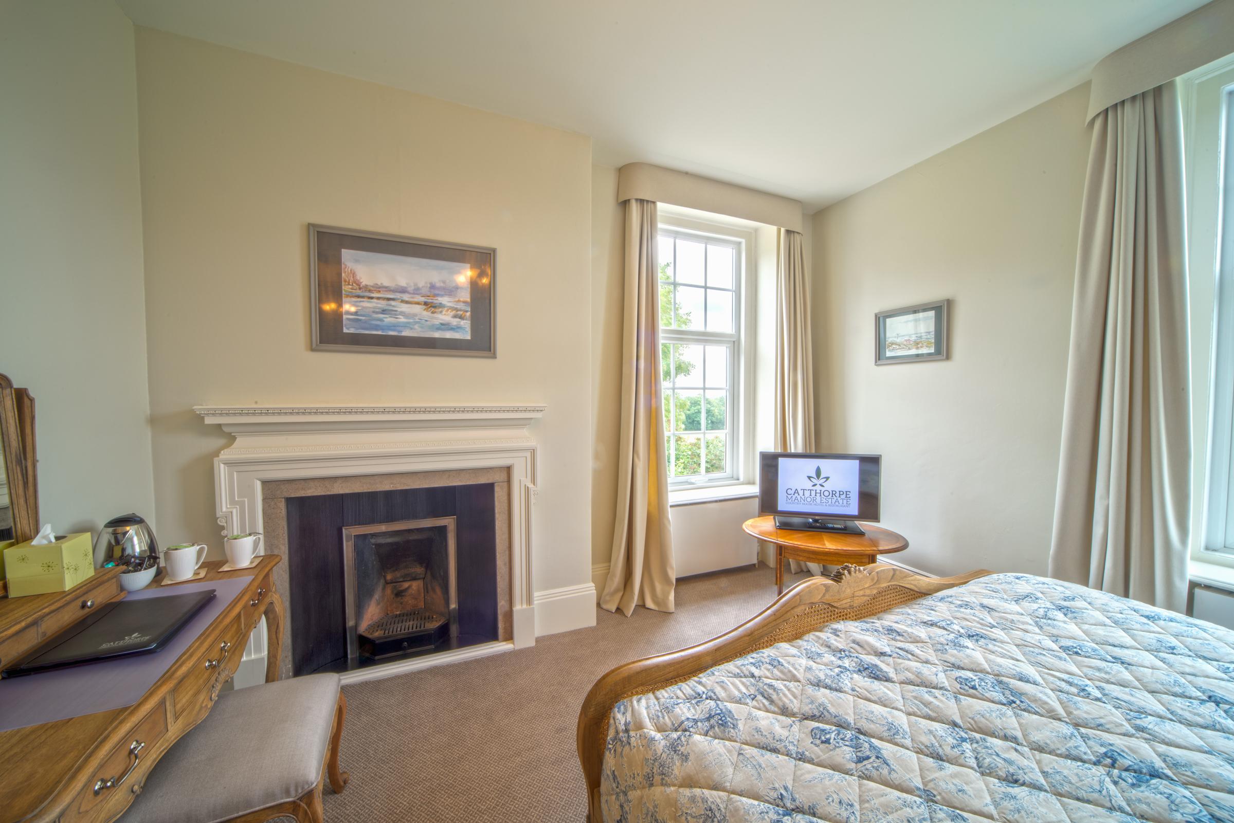 Platinum King Size Bedroom