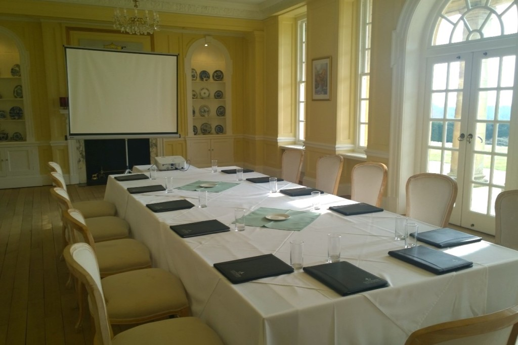 Large meetings rooms