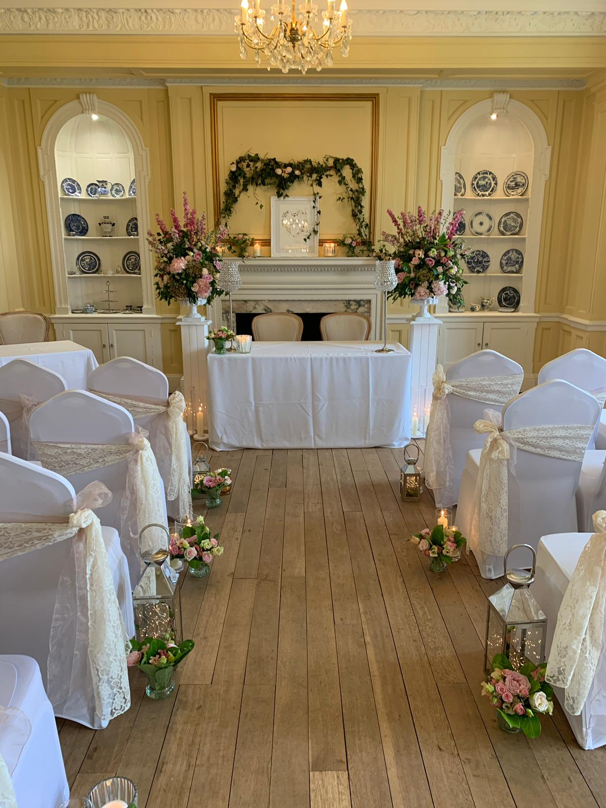 Civil Ceremony rooms
