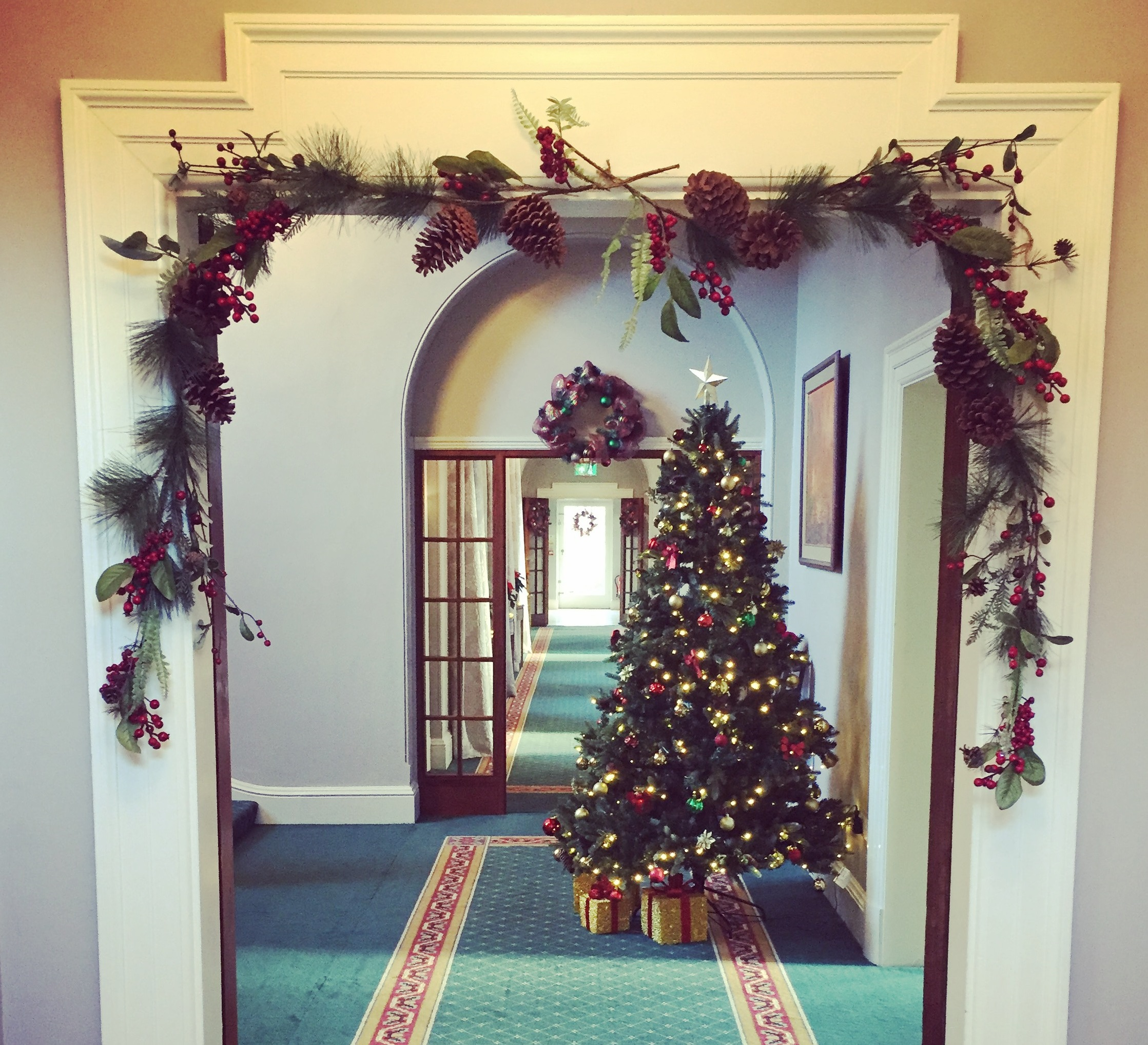Christmas at Catthorpe