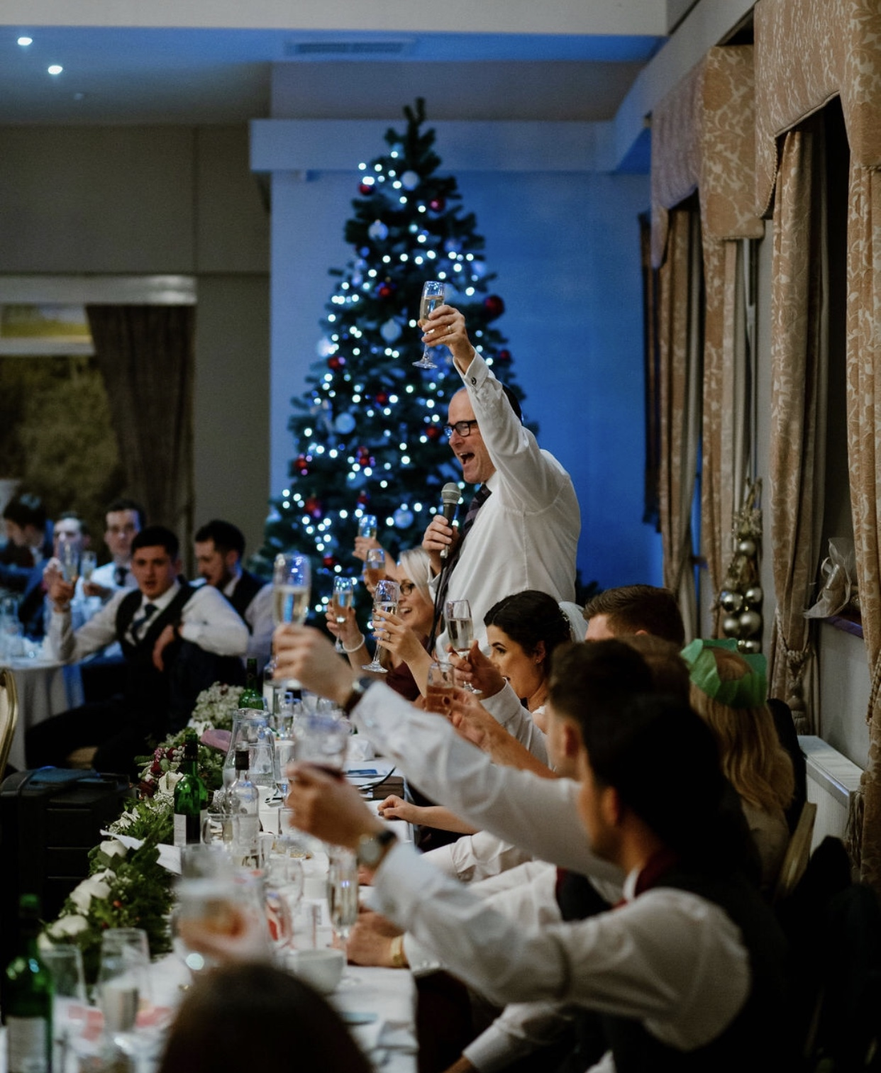 The Perfect Christmas Weddings & Winter Weddings Venue